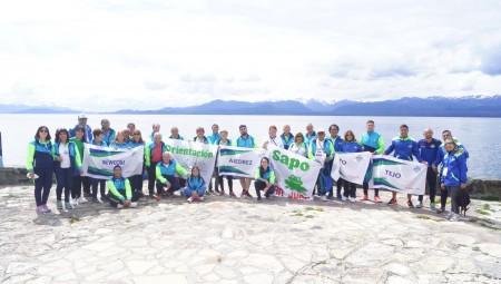 Reunión técnica y día libre en Bariloche
