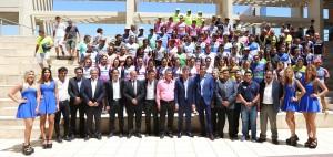 Se presentó la XIV edición de la Vuelta de San Juan Máster