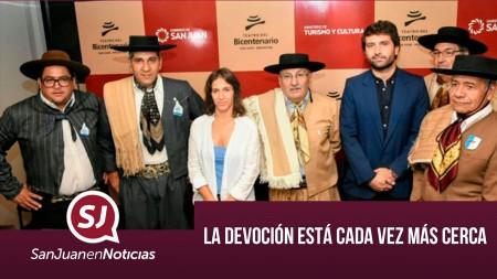 La devoción está cada vez más cerca | #SanJuanEnNoticias