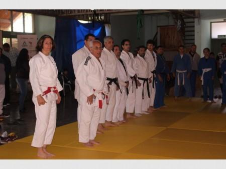 La judoca Daniela Krukower dictará una clínica en San Juan