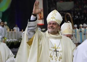 """Fray Carlos María Domínguez, nuevo obispo auxiliar de la provincia: """"San Juan ya me enamoró"""""""