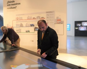 Funcionarios chilenos visitaron Anchipurac y mostraron interés en replicar su modelo