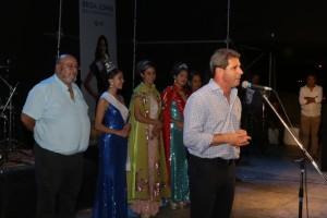 El gobernador Uñac participó de la Fiesta de Ullum y su Espejo