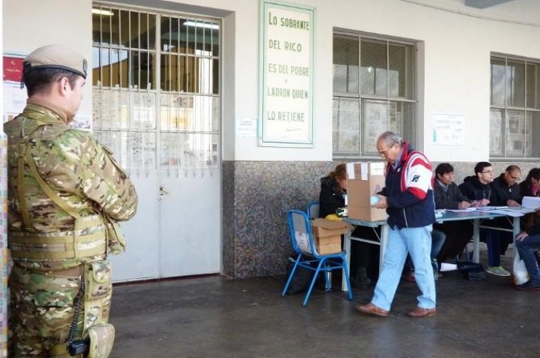 PASO: cómo será la actividad en las escuelas donde se vota