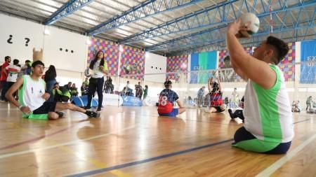 El gran crecimiento del deporte adaptado en la provincia