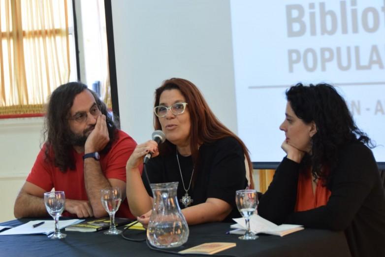 Se presentaron dos libros en el marco de las actividades del Congreso Binacional