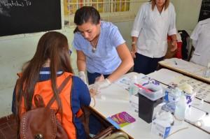 El Programa SIDA continúa con los testeos en los departamentos