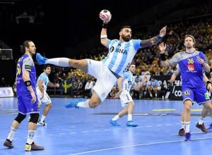 Estos son los horarios del torneo Cuatro Naciones de Handball