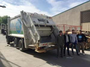 El Hospital Rawson y un nuevo modelo en gestión de residuos