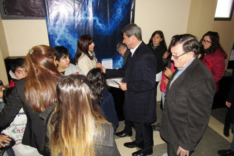 Casi cinco mil alumnos visitaron la muestra Prohibido No Tocar en Jáchal