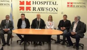 El hospital Rawson nombró a su nuevo director de Personal