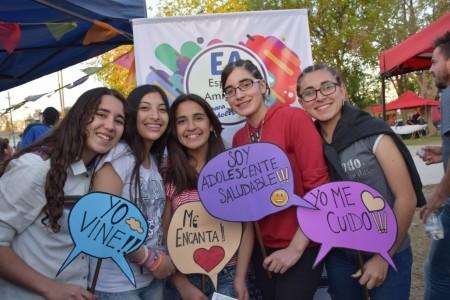 Jóvenes con voz: más de 5000 personas en el festival de bandas sanjuaninas