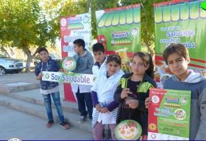 El programa Nutrición en Vivo continuará su trabajo en las escuelas