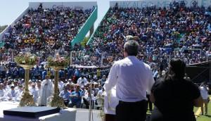 Más de 10 mil personas participaron en el cierre de la 29º Asamblea Federal de la Acción Católica
