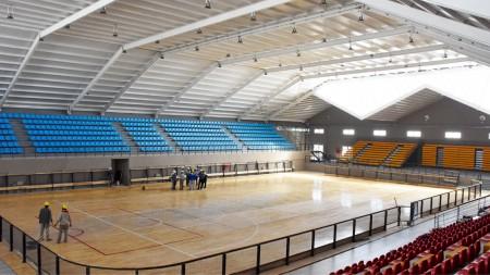El Centro Cultural y Deportivo La Superiora estará a punto para los Binacionales