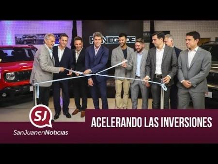 Acelerando las inversiones | #SanJuanEnNoticias