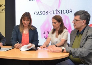 Capacitarán a profesionales sanjuaninos en prevención, diagnóstico y tratamiento de cáncer de mama