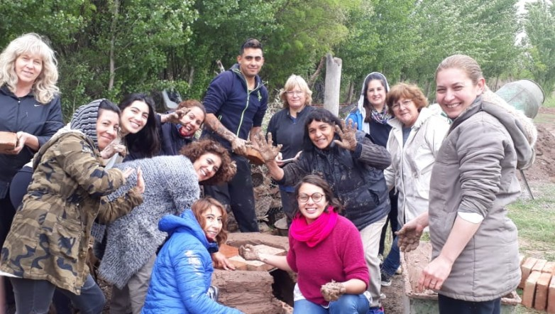 Se encendieron los ceramistas de Albardón, Jáchal y Valle Fértil