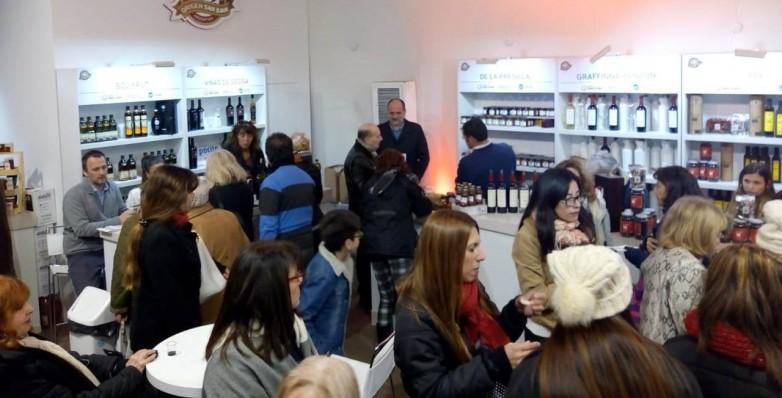 Con presencia sanjuanina, comienza La Rural en Buenos Aires