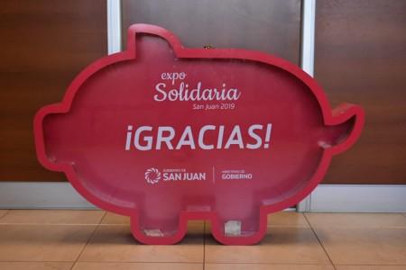 Este finde podrás colaborar con las ONG de la Expo Solidaria 2019