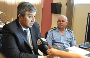 Operativo policial: Un año nuevo más tranquilo y con mejores resultados
