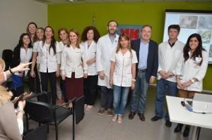 """Dr. Monterde: """"El Hospital Rawson será un referente en Argentina y en Latinoamerica"""""""