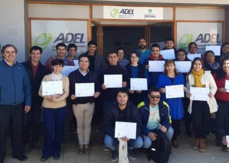 Emprendedores de Jáchal y San Martín crecen con el programa Comunidades con Valor