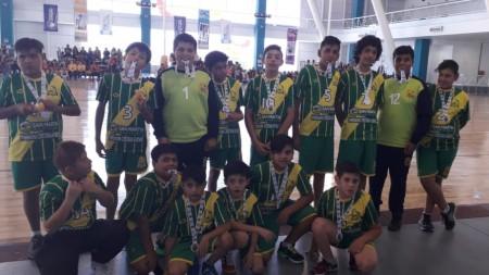 Fin de semana a puro handball