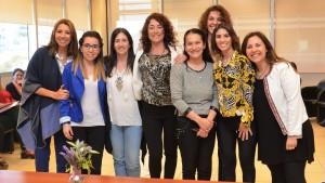 Siete psicólogas de centros de salud sanjuaninos ganaron una importante beca de investigación