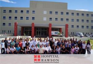 Personal del Hospital, pacientes, trasplantados renales y familiares
