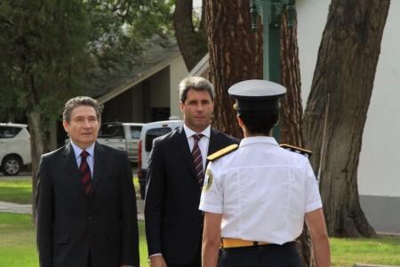 Uñac y el embajador de Francia en la Argentina firmaron convenio de cooperación internacional