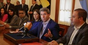 El gobernador Uñac lanzó la cuarta edición del programa Emprendedor Turístico
