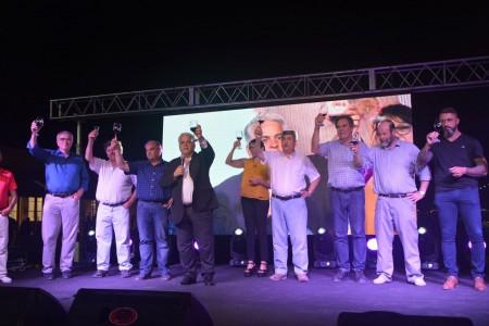 Un gran brindis se vivió en la Celebración del Día del Vino en San Juan