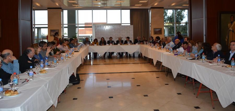 La Mesa Nacional de Frutos Secos se reunió en San Juan