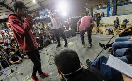 Jóvenes de toda Latinoamérica copan San Juan con el 'Hit tha beat'