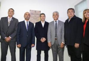Inauguraron la sede del Parlamento Internacional para la Tolerancia y la Paz