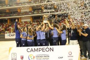 Concepción volvió a consagrarse campeón en el Cantoni