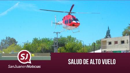 Salud de alto vuelo | #SanJuanEnNoticias