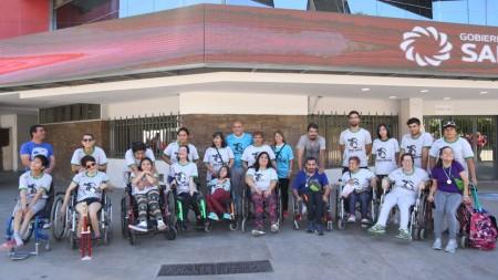 Sanjuaninos participaron en el Torneo Nacional de Boccia en Salta