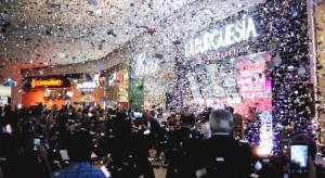 El Ministerio de Producción acompañó la inauguración de local gastronómico
