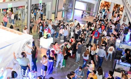 La Bienal Nacional de Dibujo cierra con una gran fiesta