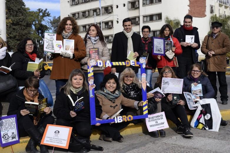 Con intervenciones en la ciudad, San Juan celebrará el Día Nacional del Libro