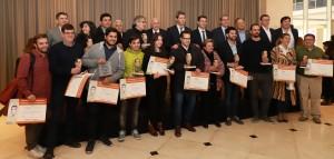 El Gobierno entregó premios a ganadores del concurso Día del Periodista 2019