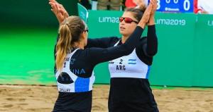 Pereyra debutó con un triunfo en los Juegos Panamericanos