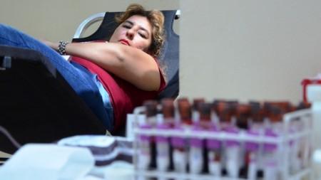 El IPHEM realiza colectas de donación de sangre en toda la provincia