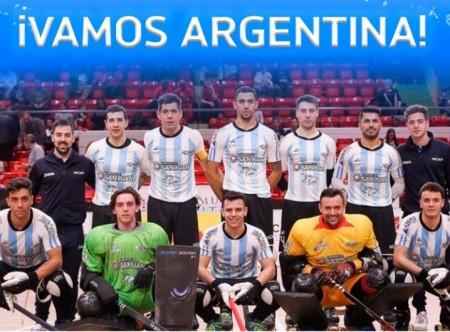 Seguí a Argentina en vivo en los World Roller Games 2019
