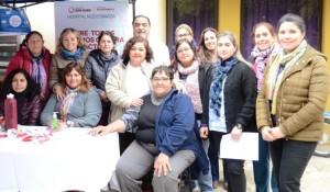 Cuidando la salud de la población de Angaco