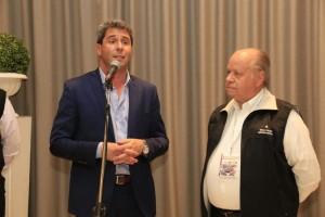 Reconocimiento del gobernador a organizadores del Gran Premio Histórico de automovilismo