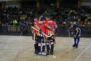 Penúltima jornada del Panamericano de Hockey sobre Patines