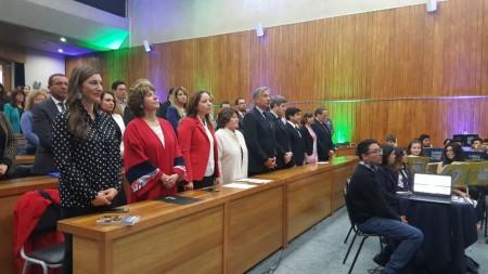 Quedó inaugurado el II Congreso Binacional de Investigación Científica en La Serena